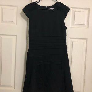 JLo Black Dress